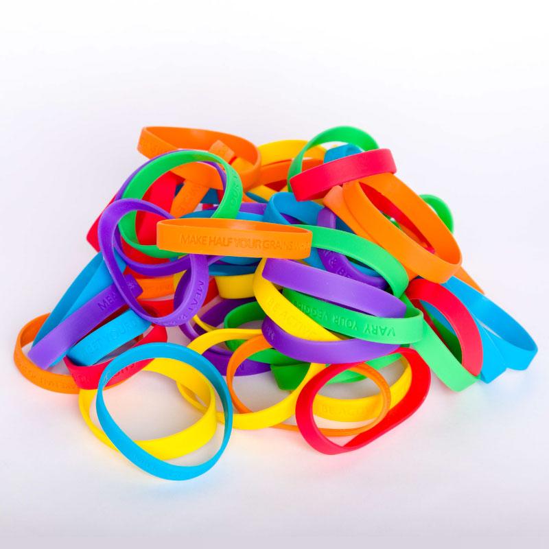 PE Wristbands