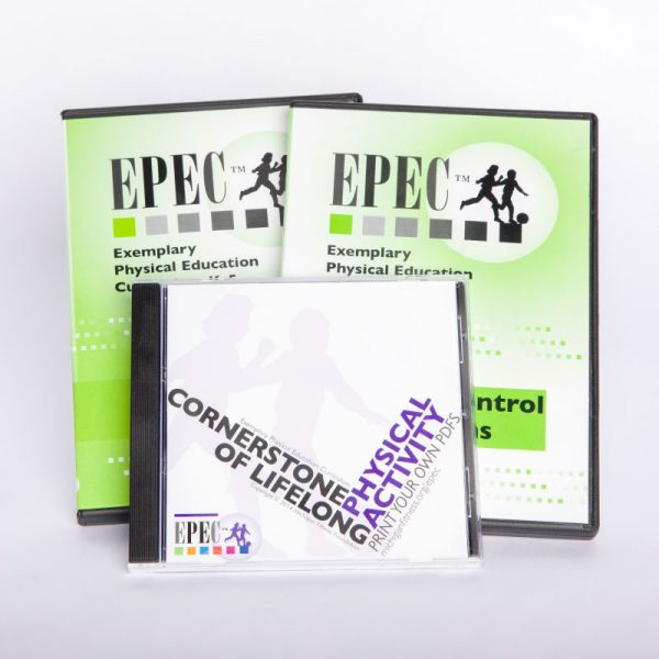 EPEC K-5 Print Your Own CD & Animation DVD Set