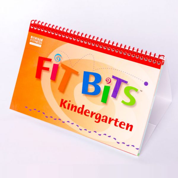 Fit Bits Kindergarten Cover
