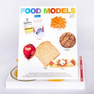 Food Model Cards