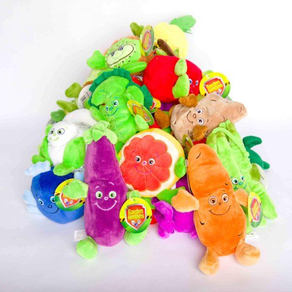 Fruit & Veggie Learning Aides