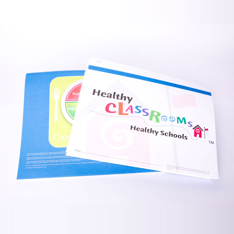 HCHS 3-5 Replacement Folders