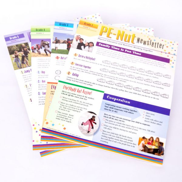 PE-Nut Family Newsletters