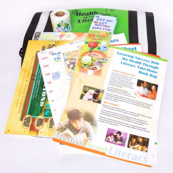 HTL Take Home Book Bag Grades K-2