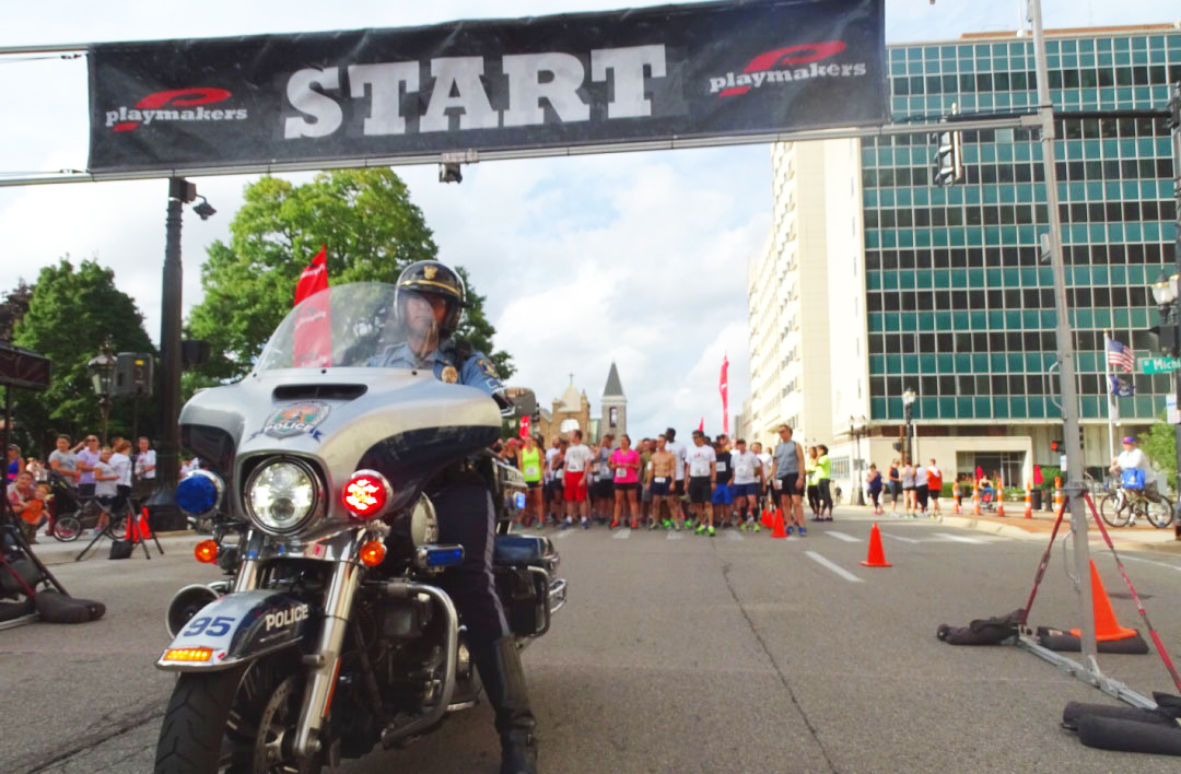 Guest Blog from Lieutenant Governor Brian Calley: Relentless Positive Traction 5k Impact