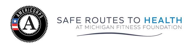 Safe Routes to Health Logo